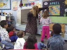 Preschool Teachers Except Special Education Summary