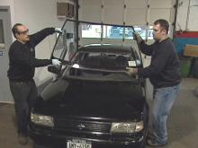 Automotive Glass Installers And Repairers Summary
